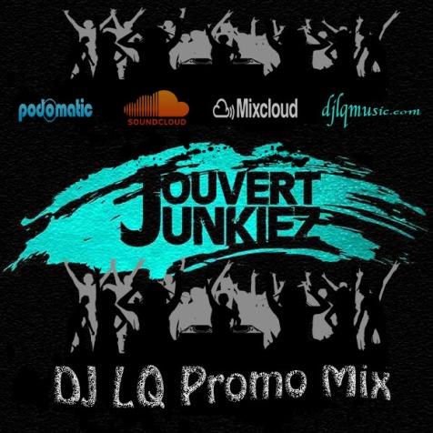 jouvert junkies mixtape cover