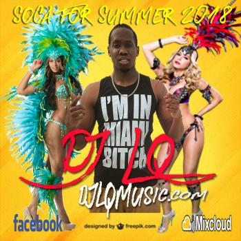 Soca For Summer Mixtape 2018