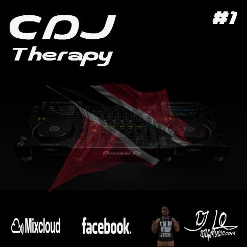 CDJ Therapy cover